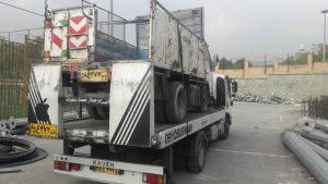 کفی خودرو سنگین